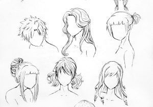 Drawing Hair Side View Drawings In 2020 How To Draw Hair Side View Drawing Drawing Hair Tutorial