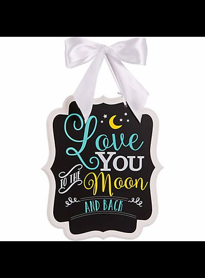 I Love You To The Moon And Back Sign Gifts For New Mom To Be Etsy Moon Baby Shower Baby Shower Signs Little Man Shower