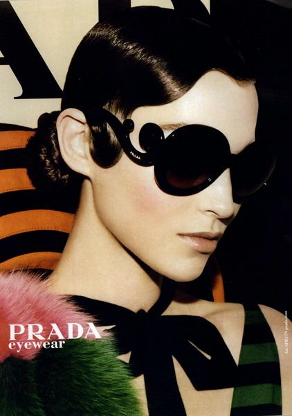 Prada PR 27NS MINIMAL BAROQUE BLACK 1AB3M1   WISHLIST     Pinterest ... 8505eec1192