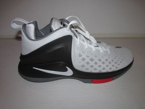 6df05143b4d0 Men s Nike Zoom Shift TB Basketball Shoes 897811-600 Univ. Red SZ 10.5  (1R5) (eBay Link)