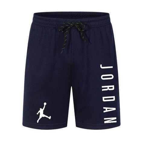 Men 2021 New Mesh Shorts - Navy Blue-BB / XXXL