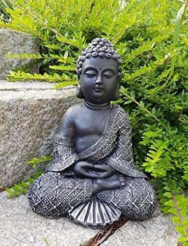 Bouddha Assis Pour L Interieur Et L Exterieur Resistant Au Gel