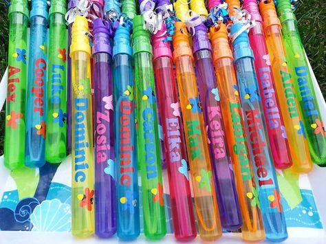 25 Lollipop Party Favor Ballpoint Pen PERSONALIZED HAPPY BIRTHDAY