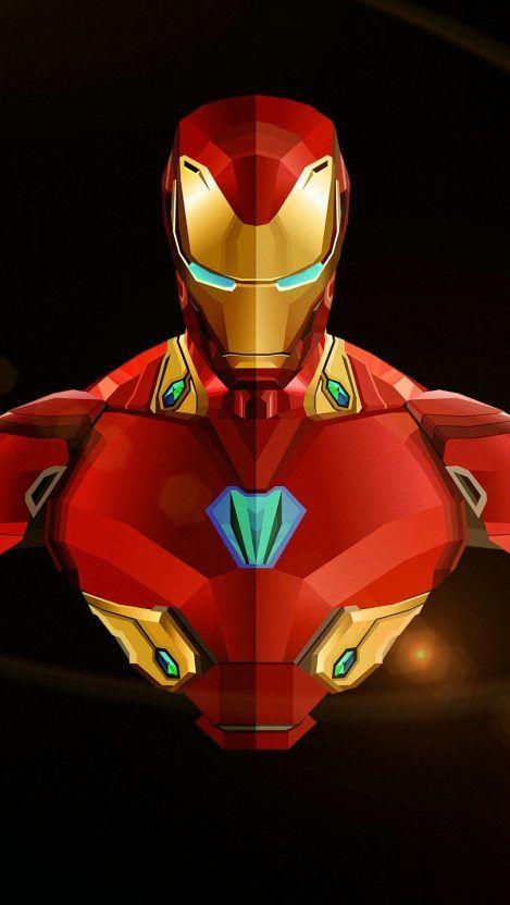 Iron Man Avengers Infinity War Minimal Hd Iphone Wallpaper Free Getintopik In 2020 Iron Man Avengers Marvel Iron Man Hulk Marvel