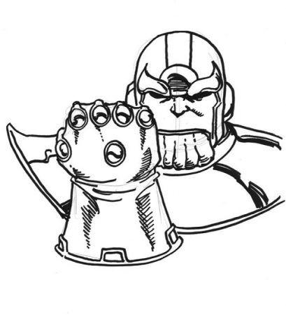 Marvel Malvorlage