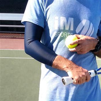 Im Sports Advantage Tennis Elbow Compression Sleeve Compression Sleeves Tennis Elbow Compression