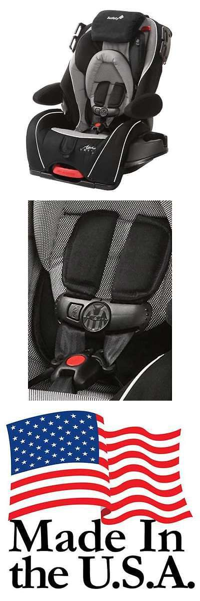 Car Safety Seats 66692: Safety 1St Alpha Omega Elite Convertible 3