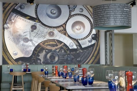 Pizza Express Restaurant In Banstead By Turnerbates Design