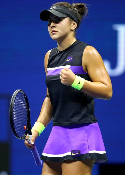 Bianca Andreescu Photos Photos 2019 Us Open Day 11 In 2020 Womens Tennis Billie Jean King Sport Girl