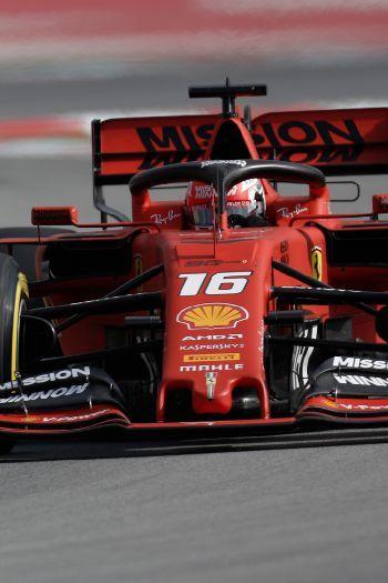 F1 Pre Season Testing 2019 Day Two Midway Report Ferrari S