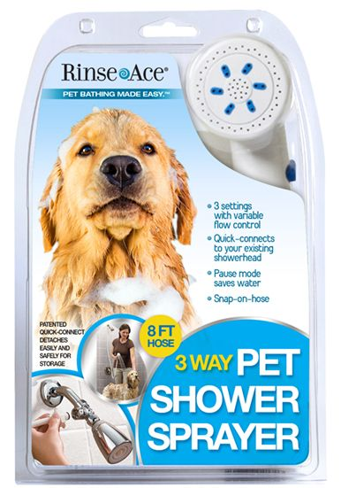 Rinse Ace Deluxe Pet Shower Pet Supermarket Dog Grooming