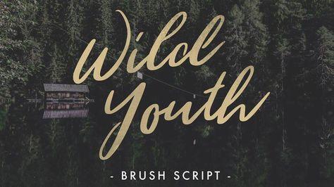 Oraqle Script Best Free Script Fonts Best Free Fonts Brush Font