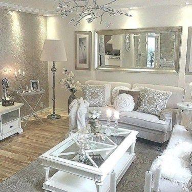 Modern Glam Living Room Decorating Ideas Elegant Glam Living Room