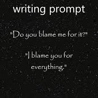 Writing Prompts 321-330
