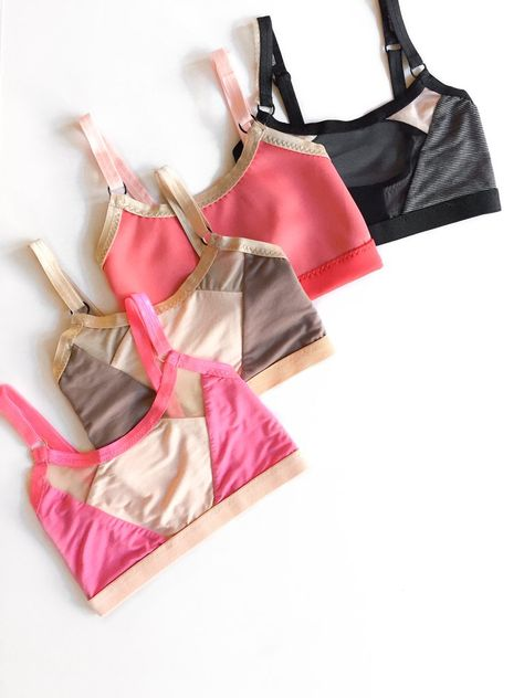 If you want to create your own bralette pattern sewing, this idea can help you to make it. It is always fun and nice to get sunbathe when summer. Get a beautiful bralette will give you confidence and comfort while… Continue Reading →