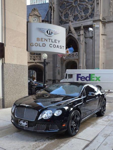 Used 2012 Bentley Continental Gt Chicago Il Bentley Bentley Car Bentley Continental Gt
