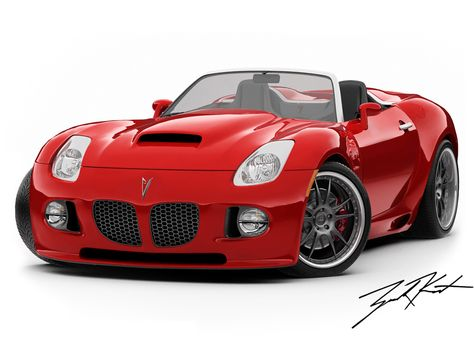 Pontiac Solstice - another good reason they should have saved Pontiac...
