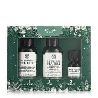Tea Tree Skincare Skin Clearing Tea Tree Products The Body Shop Dryskincream Body Shop Tea Tree The Body Shop Body Shop At Home