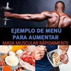 Comprimidos Para Aumentar Masa Muscular Ejemplo De Menu Para Aumentar Masa Muscular Rapidamente La Guia