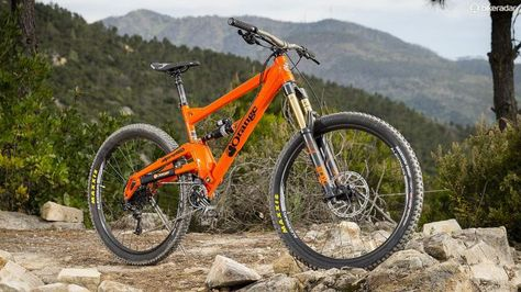 Orange Alpine 160 Rs Custom Review With Images Road Bike