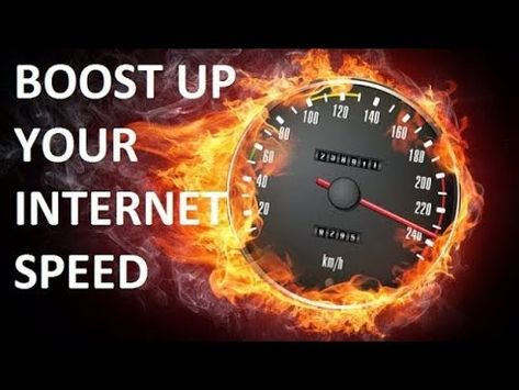 IS it possible To Increase Your internet Speed | Hacker