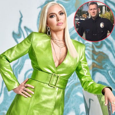 Erika Girardi Shares Rare Photo Of Her Son Tommy See Pic Here Police Officers Son Black Lives Matter Movement Housewives Of Beverly Hills