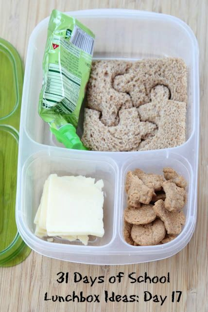 """Part of our """"drop the boring routine of school lunches and get inspired"""" series! 