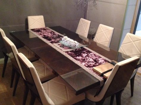 Pietro Costantini 8 Seater Dining Table Made In Italy In Pristine Condition Item Is Packed 8 Seater Dining Table Table Dining Table
