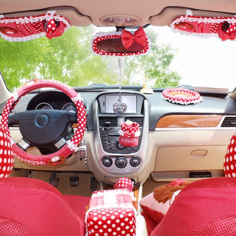 Wonderful Car Decoration Accessories Photos