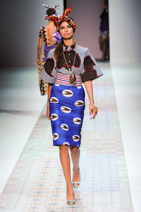 Stella Jean Spring 2014 Ready-to-Wear Collection