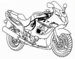 Gambar Motor Balap Mewarnai In 2020