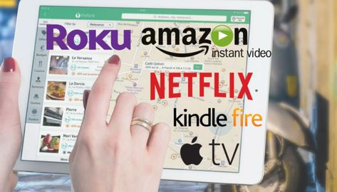 Parental Controls Guide for Netflix, Apple TV, Amazon, Roku