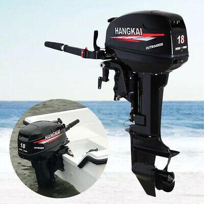 Advertisement Ebay 13 2kw 2 Stroke 18hp Outboard Boat Engine Motor Heavy Duty Water Cooling 246cc In 2020 Boat Engine Outboard Motors Outboard