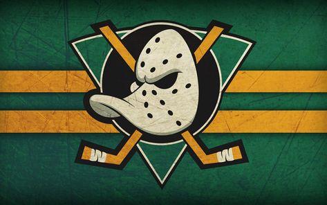 Download wallpapers Anaheim Ducks, logo, American hockey club, grunge, NHL, Anaheim, California, USA, hockey