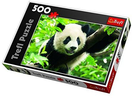 Amazon Com Trefl Giant Panda Puzzle 500 Piece Toys Games Giant Panda Panda Jigsaw Puzzles