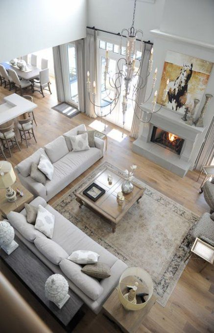 52 Ideas Living Room Ideas With Fireplace Big Livingroom Layout Living Room Furniture Arrangement Living Room With Fireplace