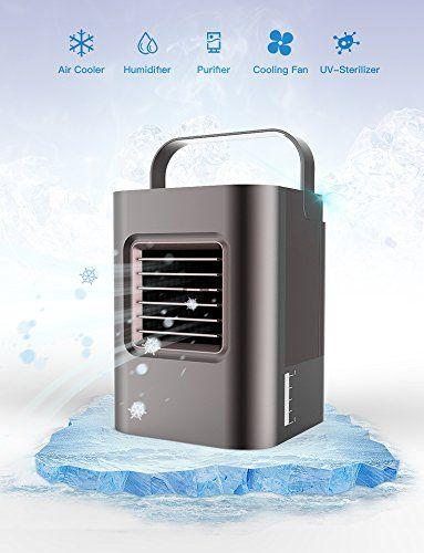 Climatiseur Portable Ventilateur Mini Climatiseur