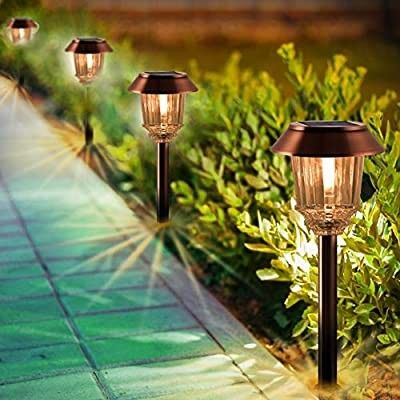 Shop Our Current House Young House Love Solar Path Lights Solar Pathway Lights Outdoor Solar Lights