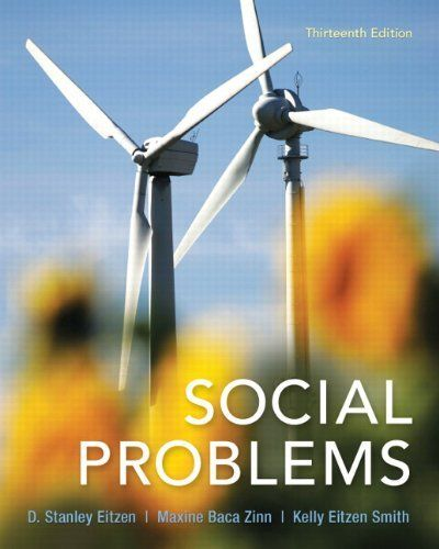 Download Social Problems 13th Edition Ebook