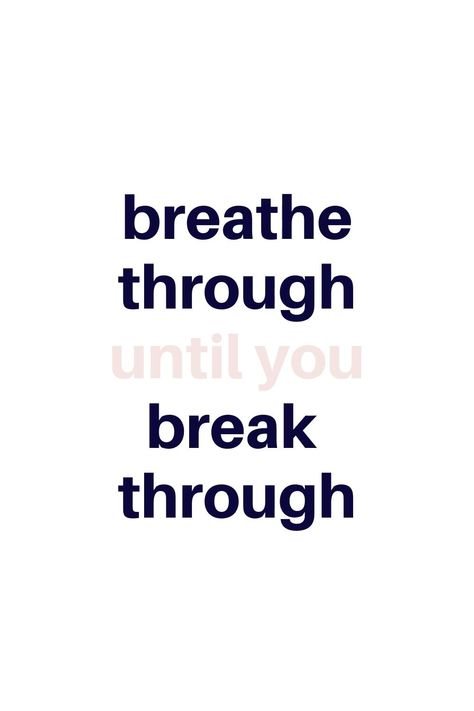 Just breathe. You are enough. Everthing is as it should be. The only constant that you can count on is change. Trust that change is coming!