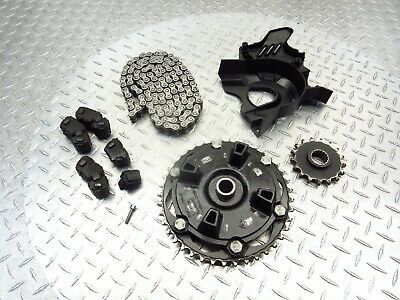 2010 07 12 Bmw F650gs F650 Gs Lot Front Cover Sprocket Rear Chani In 2020 Motorcycle Parts And Accessories Bmw Ebay