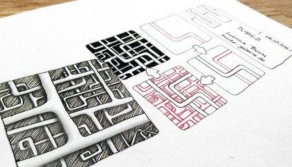 Free Printable: Vorlagen für Dein eigenes Muster - Stepout