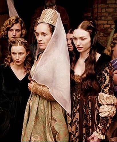 Pin By Uzumaki On The War Of The Roses The White Princess The White Queen Starz Anne Neville