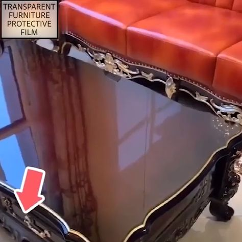Transparent Furniture Protective Film(BUY 1 GET 2ND 10% OFF)
