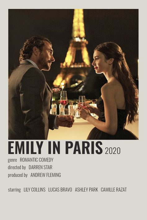 Emily In Paris by cari