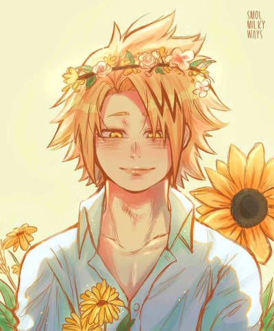 kaminari denki | Tumblr | my hero academia | My hero academia, Boku