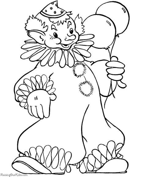 die 130 besten ideen zu zeichnen clowns  clowns karneval