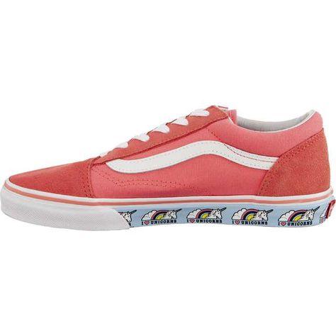 Vans Old Skool VE0 Unicorn Strawberry Pink   Buty, Vans i