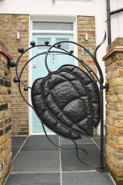 Handmade Gates | Ornamental Gates | Artistic Garden Gate | | Ideas Para El  Patio | Pinterest | Garden Gate, Gates And Gardens