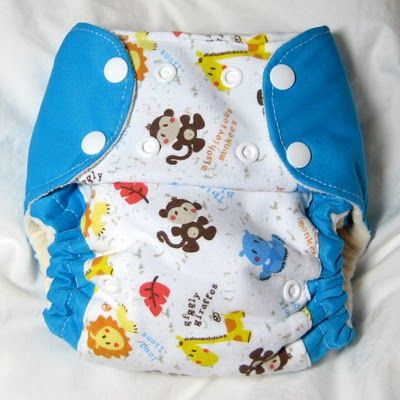 Diaper Embellishment  (doesn't have to be a Nykibaby Pattern)